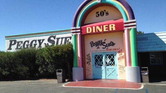Peggy Sue S 50s Diner Amp Diner Saur Park Meatloaf Amp Club