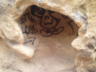 Spahn Ranch And The Manson Family Cave California