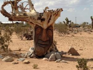 NOAH PURIFOY'S DESERT ART GARDEN